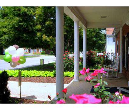 1 Bed - York Towne Apartments and Townhomes at 3601 Lynhaven Dr in Greensboro NC is a Apartment