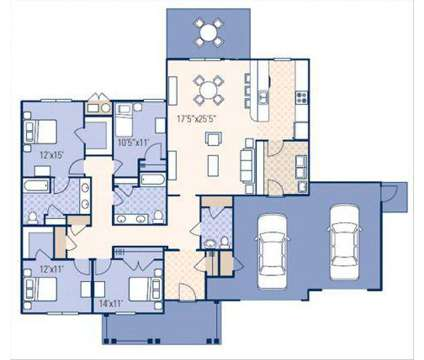 4 Beds - Fort Jackson Family Homes at 520 Brown Ave in Columbia SC is a Apartment