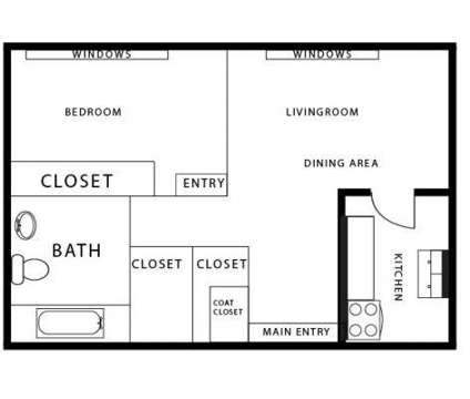 1 Bed - Cherry Plaza at 4550 E Jewell Avenue in Denver CO is a Apartment