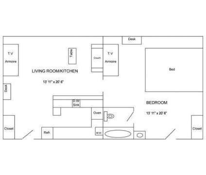 1 Bed - Clive Suites Extended Stay at 11040 Hickman Road in Clive IA is a Apartment