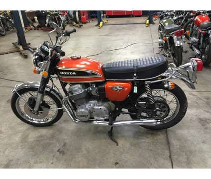 1974 Honda 750/4 is a 1974 Honda Classic Motorcycle in New Rochelle NY