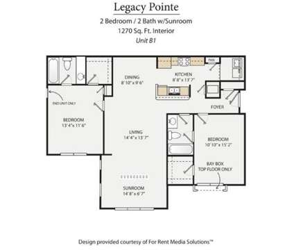 2 Beds - Legacy Pointe Apartments at 2901 Legacy Pointe Way in Knoxville TN is a Apartment