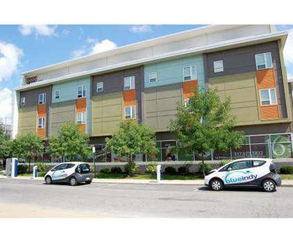 3 Beds - 16 Park Apartments at 1621 North Park Ave in Indianapolis IN is a Apartment
