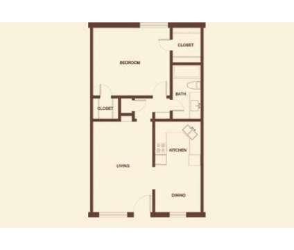 1 Bed - Vintage Pads Apartments at 212 S Cooper St in Arlington TX is a Apartment