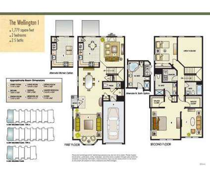 2 Beds - The Crossings at Hamilton Station at 900 Grand Central Dr in Hamilton NJ is a Apartment