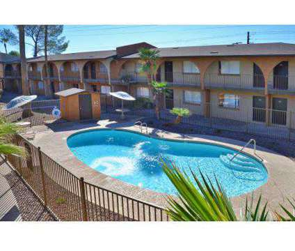 Studio - Courtyard at Encanto at 2322 W Thomas Road in Phoenix AZ is a Apartment