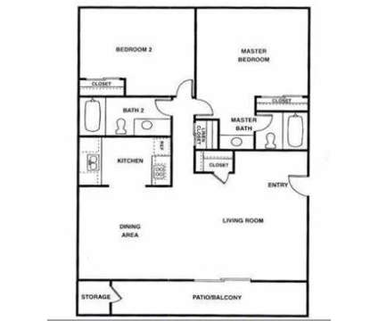 2 Beds - Sierra Vista Apartment Homes at 10558 Mountain View Avenue in Loma Linda CA is a Apartment