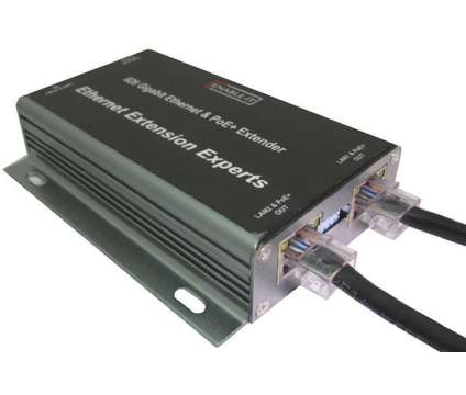 Enable-IT 828P - Gigabit Full Duplex Ethernet Extender is a Network Equipments for Sale in Fountain Valley CA