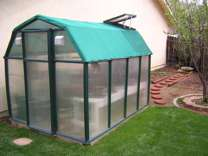 Green House used for Orchid Cultivation