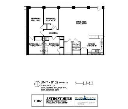 2 Beds - Lofts at Anthony Mill at 624 Washington St in Coventry RI is a Apartment