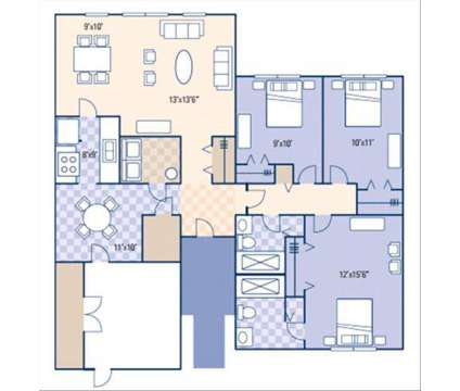3 Beds - Fort Gordon Family Homes at 155 3rd Ave in Fort Gordon GA is a Apartment