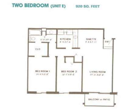2 Beds - Covered Bridges Apartments at 637 Burns St in Carol Stream IL is a Apartment