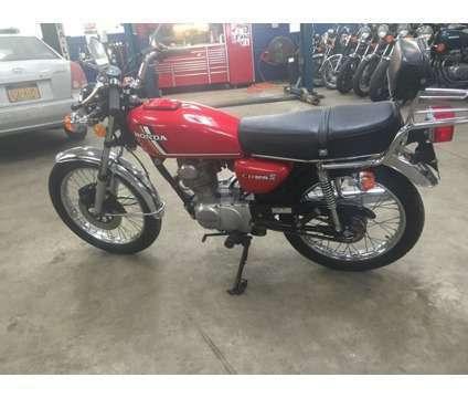 1980 Honda CB 125 is a 1980 Honda CB Classic Motorcycle in New Rochelle NY