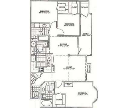 3 Beds - Enclave at Copperfield at 15503 Fm 529 in Houston TX is a Apartment