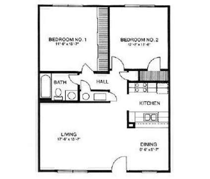 2 Beds - Fountainhead Apartments at 8101 Laguna Dr in Indianapolis IN is a Apartment