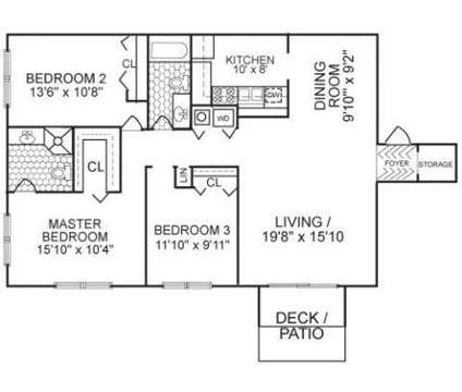 3 Beds - Crystal Palms at 6874 Palmetto Circle S in Boca Raton FL is a Apartment