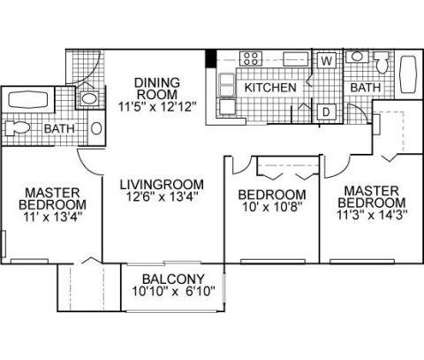 3 Beds - St Andrews at Palm Aire at 1000 Sw 46 Ave in Pompano Beach FL is a Apartment