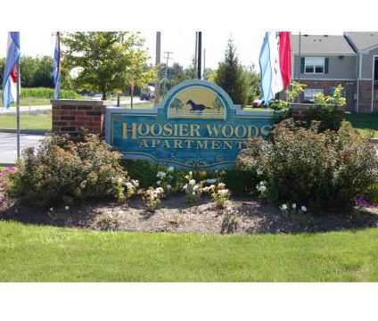 1 Bed - Hoosier Woods at 3833 Hoosier Woods Ct in Anderson IN is a Apartment