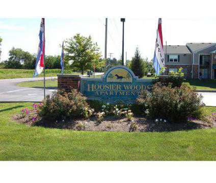 2 Beds - Hoosier Woods at 3833 Hoosier Woods Ct in Anderson IN is a Apartment