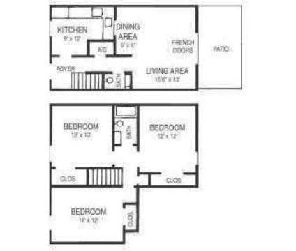 3 Beds - Legacy on Elm at 8 Covey Ln in Greensboro NC is a Apartment