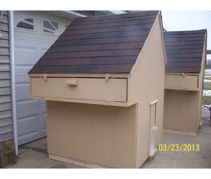 Small CHICKEN COOP s is a in Grand Rapids MI