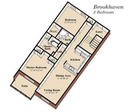 2 Beds - Brookhaven Apartments at 2 Brookhaven Ln in Lancaster NY is a Apartment