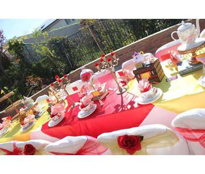 Beautiful Princess & Elegant Tea Parties for Any Occasion is a Kids Parties service in Riverside CA