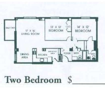 2 Beds - Fir Hill Towers at 55-77 Fir Hill Dr in Akron OH is a Apartment