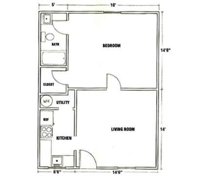 1 Bed - El Dorado at 5520 Casa Blanca Ln in Orlando FL is a Apartment