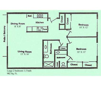 2 Beds - Casa Real at 2224 South Real Rd in Bakersfield CA is a Apartment