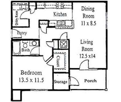 1 Bed - Brighton Park Apartments at 6254 Warm Springs Rd in Columbus GA is a Apartment
