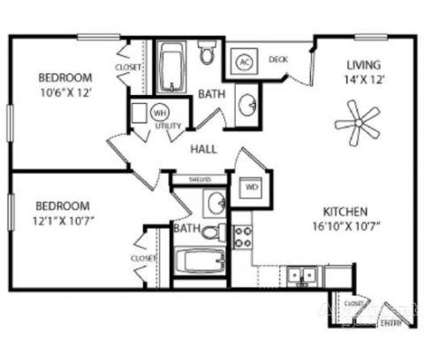 2 Beds - Southridge Commons Apartments at 2319 Old Romney Rd in Lafayette IN is a Apartment