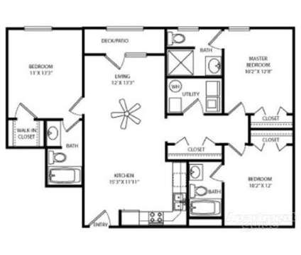3 Beds - Southridge Commons Apartments at 2319 Old Romney Rd in Lafayette IN is a Apartment