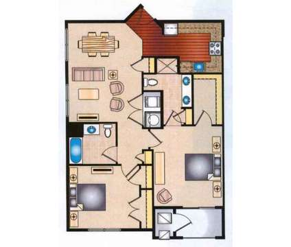 2 Beds - Park Lane at Garden State Park at 1 Park Ln Blvd in Cherry Hill NJ is a Apartment