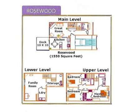 3 Beds - Bloomfield Townhomes at 1695 Bloomfield Dr Se in Grand Rapids MI is a Apartment