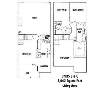 2 Beds - Hidden Canyon Village at 3940 Scott Robinson Blvd in North Las Vegas NV is a Apartment