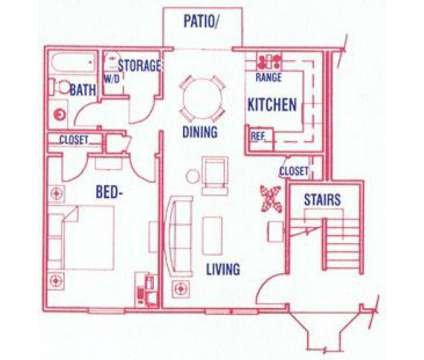 2 Beds - Fairview Village at 812 Fairview Dr in Lexington NC is a Apartment