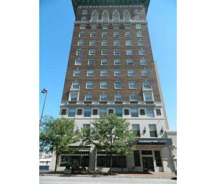 Studio - Kensington Tower at 505 S 16th St in Omaha NE is a Apartment