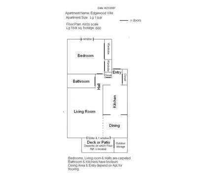 1 Bed - Edgewood Villa Apartments at 1901 Winfield Ave in Bremerton WA is a Apartment