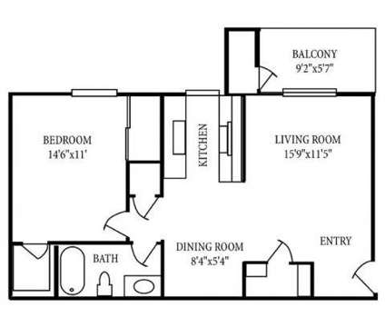 1 Bed - The Villages at 5161 Rice Rd in Antioch TN is a Apartment