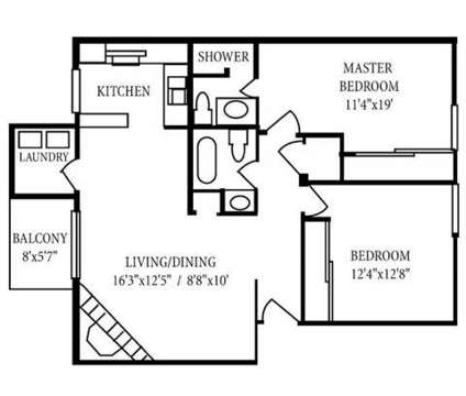 2 Beds - The Villages at 5161 Rice Rd in Antioch TN is a Apartment