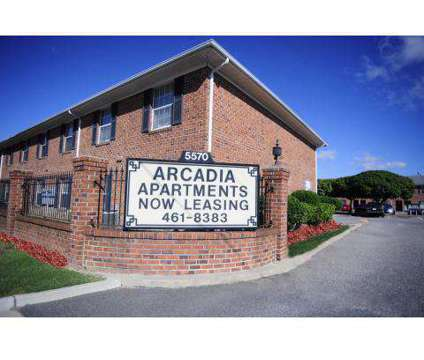 2 Beds - Arcadia Apartments at 5570 E Virginia Beach Boulevard in Norfolk VA is a Apartment