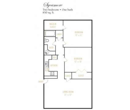 2 Beds - Memorial Club at 955 Wescott in Houston TX is a Apartment