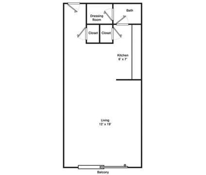 Studio - Overlook Pointe at 5405 Century Avenue in Middleton WI is a Apartment