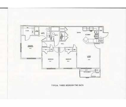 3 Beds - Gateway Apartments at 2915 Marlin Dr in Rapid City SD is a Apartment