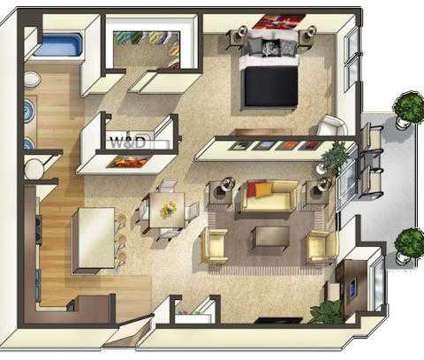 1 Bed - The Trails at Timberline at 2451 South Timberline Rd in Fort Collins CO is a Apartment
