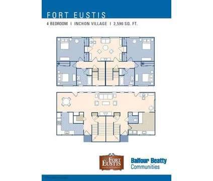 5 Beds - Fort Eustis Family Homes at 126 Madison Ave in Newport News VA is a Apartment