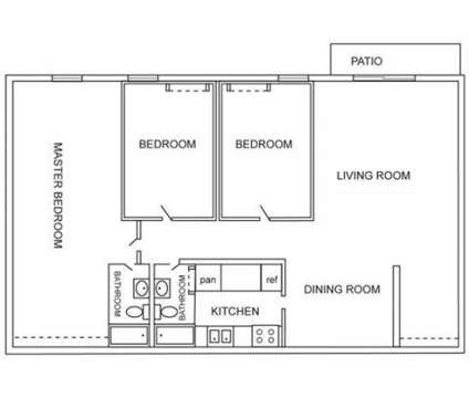 3 Beds - Villas Esperanza Apartments at 3901 Lafayette Dr Ne in Albuquerque NM is a Apartment