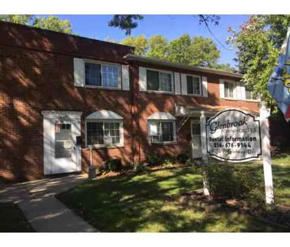 2 Beds - Glenbrook Townhouses at 6052 A Glenway Dr in Brook Park OH is a Apartment
