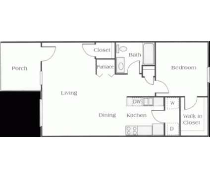 1 Bed - Canterbury House - Lebanon at 515 Dogwood Dr in Lebanon IN is a Apartment